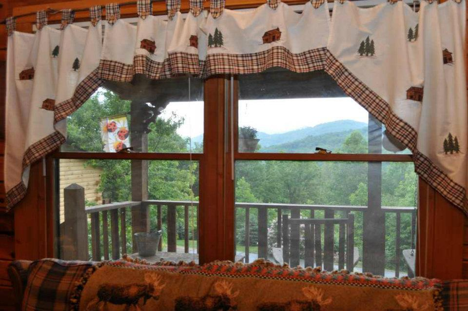 Cabin 1 View