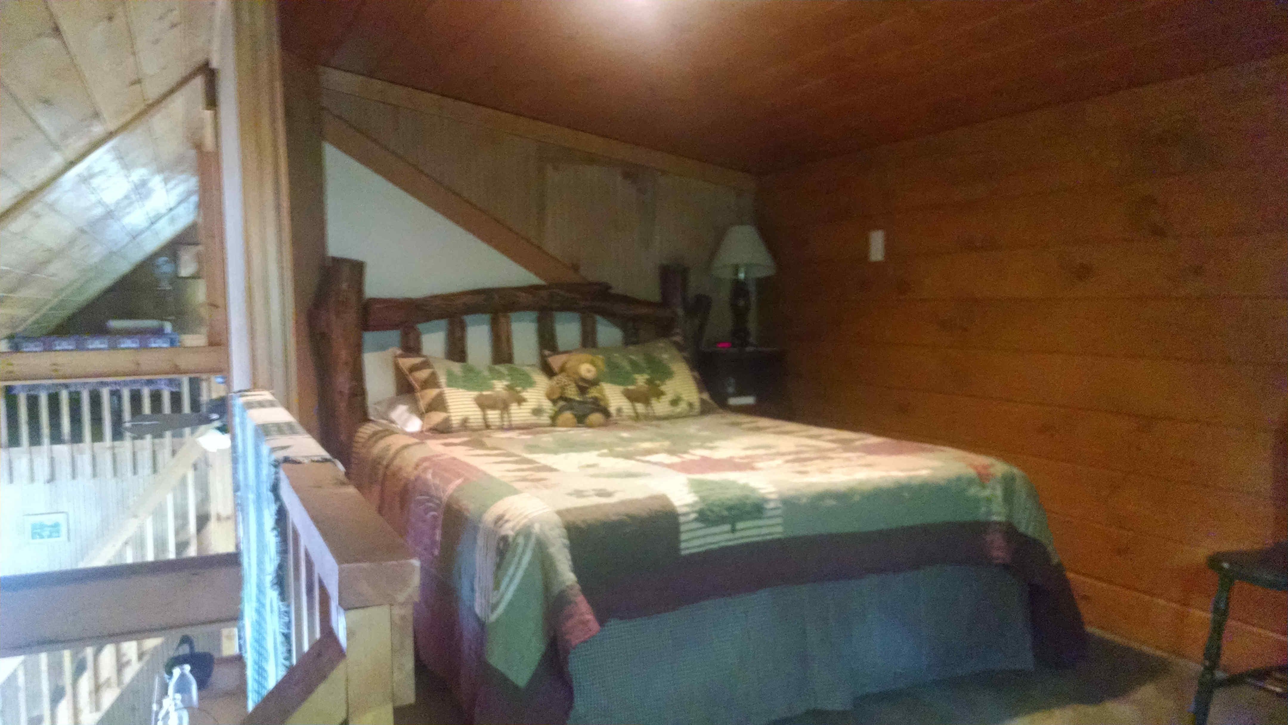 Cabin 2 Loft 2
