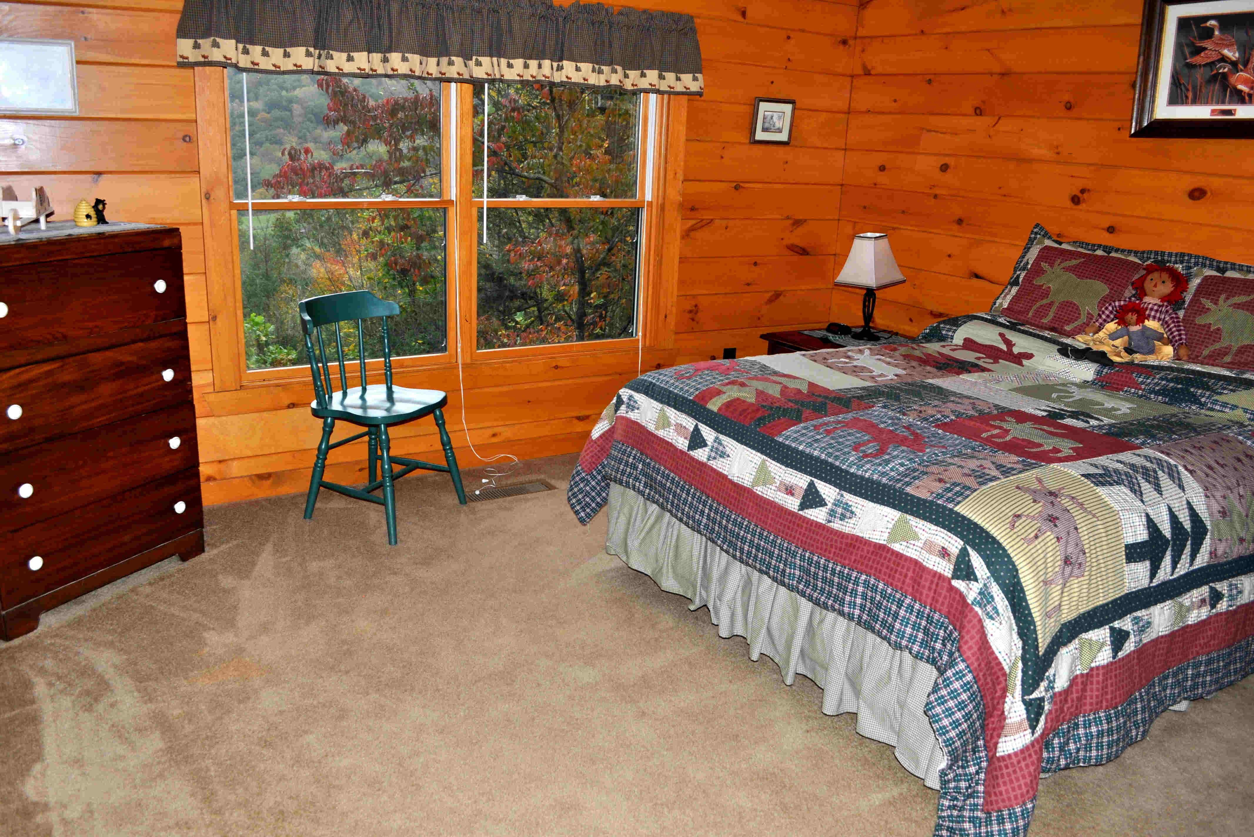 Cabin 3 Loft 1